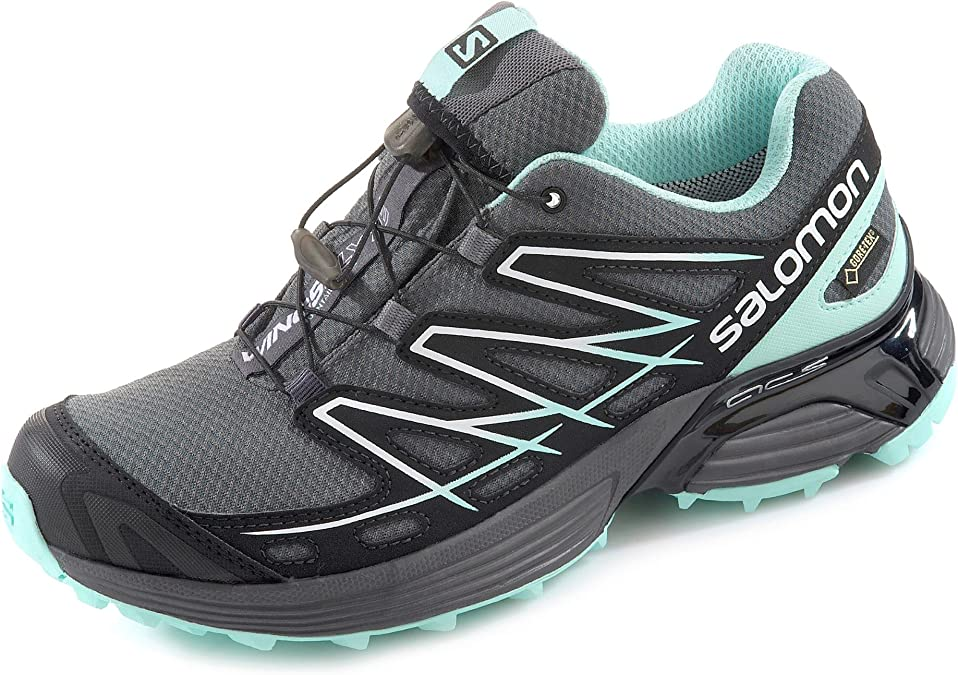 Salomon Wings Flyte GORE-TEX Womens Zapatilla De Correr Para Tierra - AW15 - 42.7: Salomon: Amazon.es: Zapatos y complementos