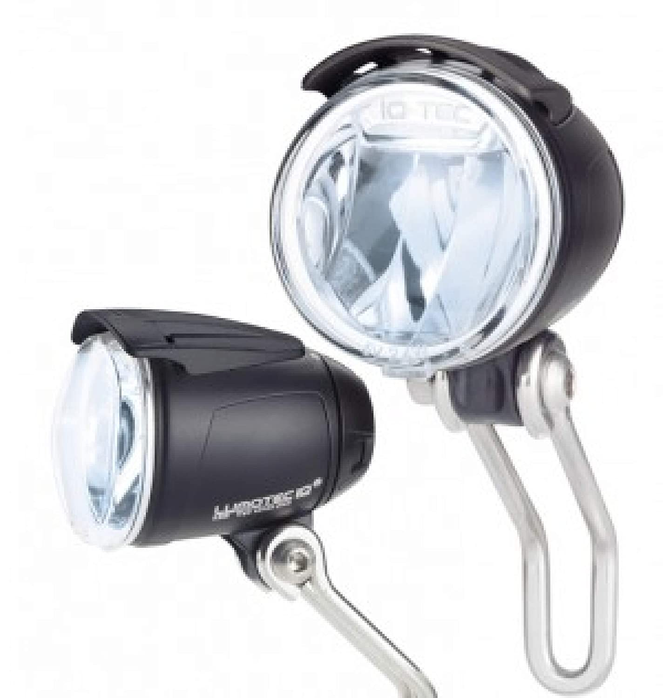 Bicicleta LED FAROS b/&m iq cyo R 6-42 V DC con interruptor para e-bike