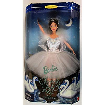 "Barbie Swan Queen from Swan Lake 12"" Collector Edition Doll: Toys & Games"