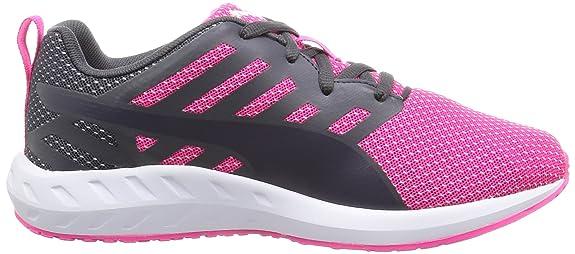 Flaremeshwnsf6 - Chaussures de Fitness - Femme - Rose (Pink/Blue/Wh 04) - 42 EU (8 UK)Puma e06nOMcQ8A