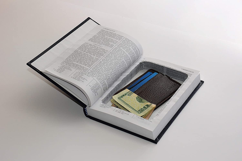 Book of Mormon Secret Storage Book Safe Real Pages LDS BookMods Diversion Stash Box