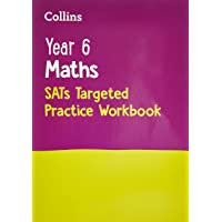Collins Year 6 Maths KS2 SATs Targeted Practice Workbook