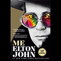 Me: Elton John Official Autobiography book cover