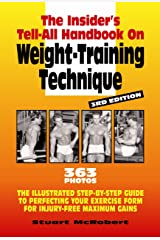 Insider's Guide to Weight Training Technique Kindle Edition