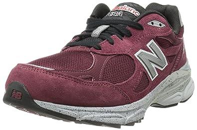 d52729d69fa9f New Balance Men's M990BU3 Running Shoe,Burgundy,9.5 D US