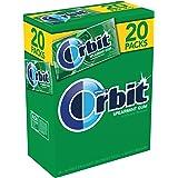 Orbit Sugarfree Gum, Bulk 20 packs, Spearmint
