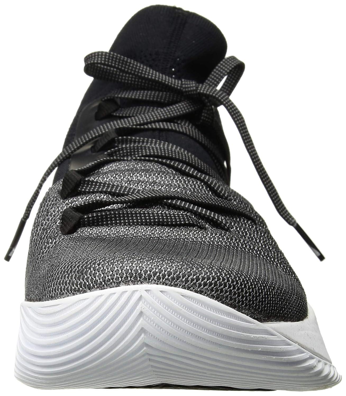 Under Armour Chaussure de Basketball Curry 5Grey Gum Grise pour Hommes