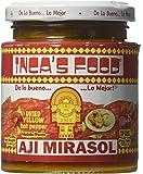 Inca's Food Aji Mirasol - Product of Peru/ Producto de Peru