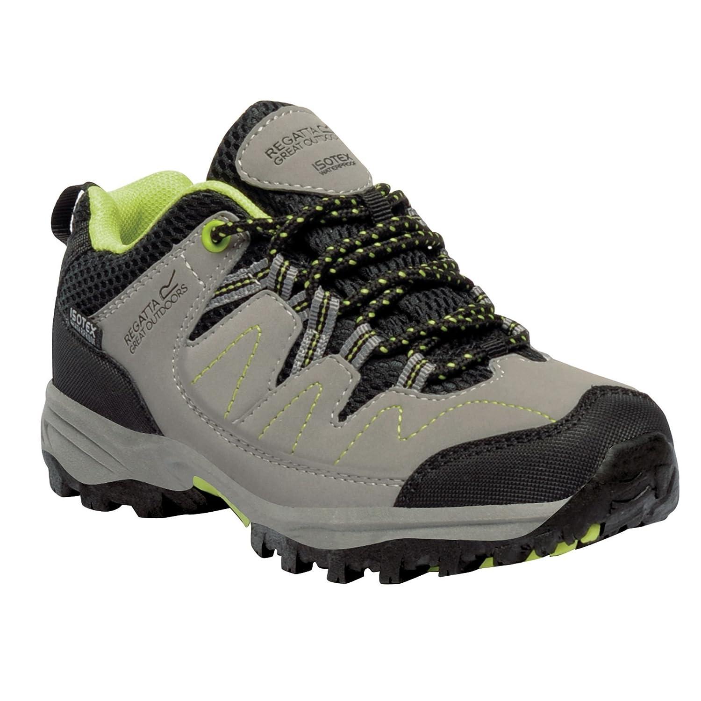 Regatta Kid's Trail Holcombe Low Walking Shoes