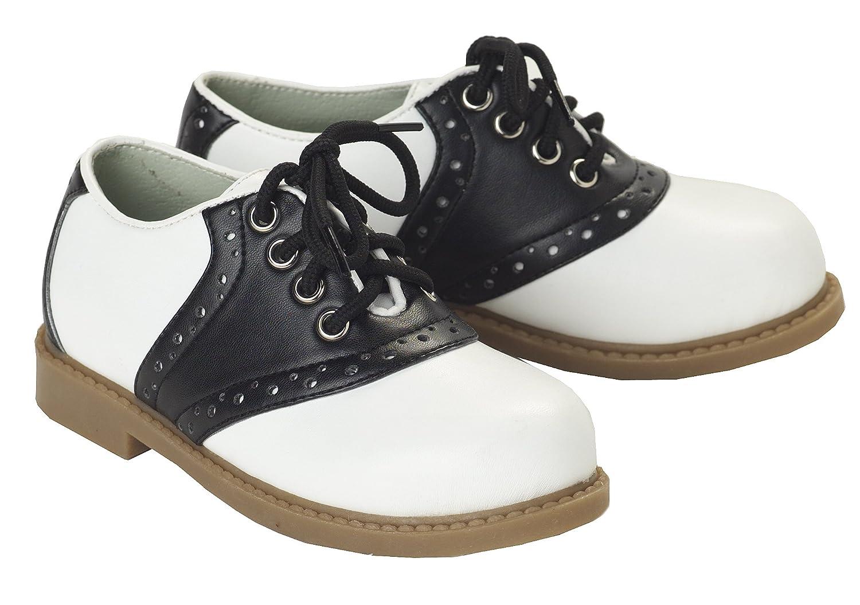 Saddle Shoes Kids Size Medium Size 13-1 california costumes