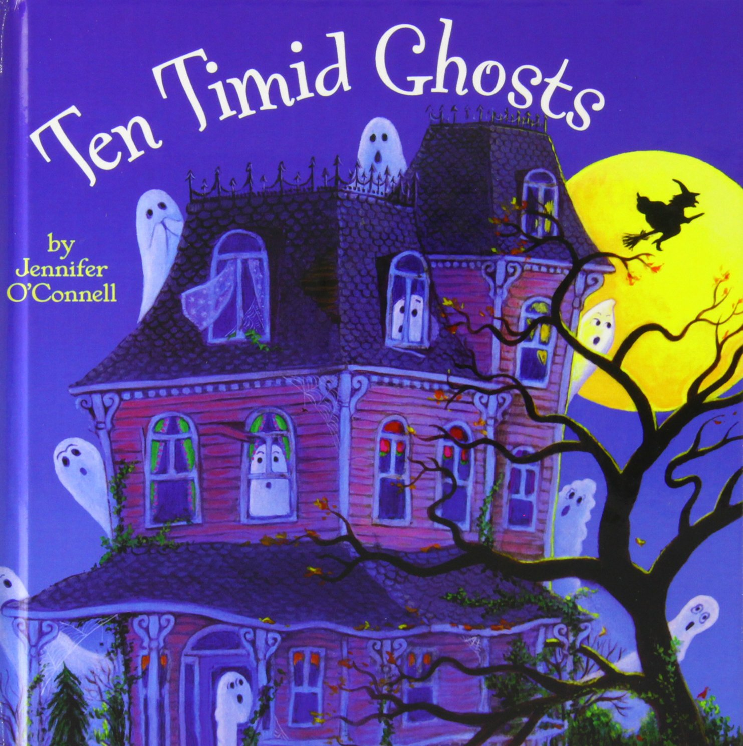 Download Ten Timid Ghosts (Read With Me Paperbacks) ebook