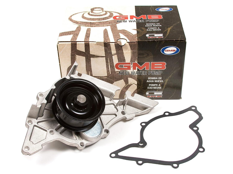 Amazon.com: Evergreen TBK297WP2 00-02 Audi A6 S4 Allroad Quattro Turbo 2.7L DOHC Timing Belt Kit GMB Water Pump: Automotive