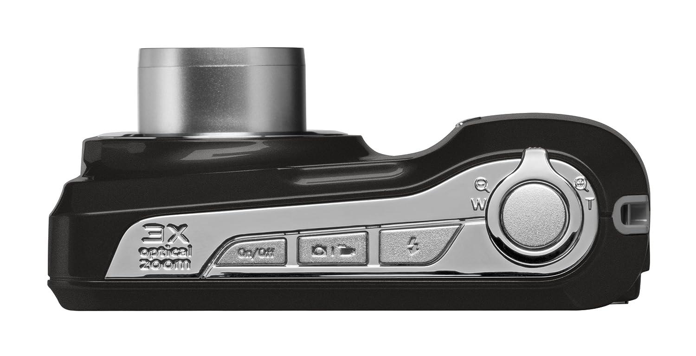 Amazon.com : Kodak EasyShare C1530 14 MP Digital Camera with 3x Optical  Zoom and 3.0-Inch LCD (Black) : Point And Shoot Digital Cameras : Camera &  Photo