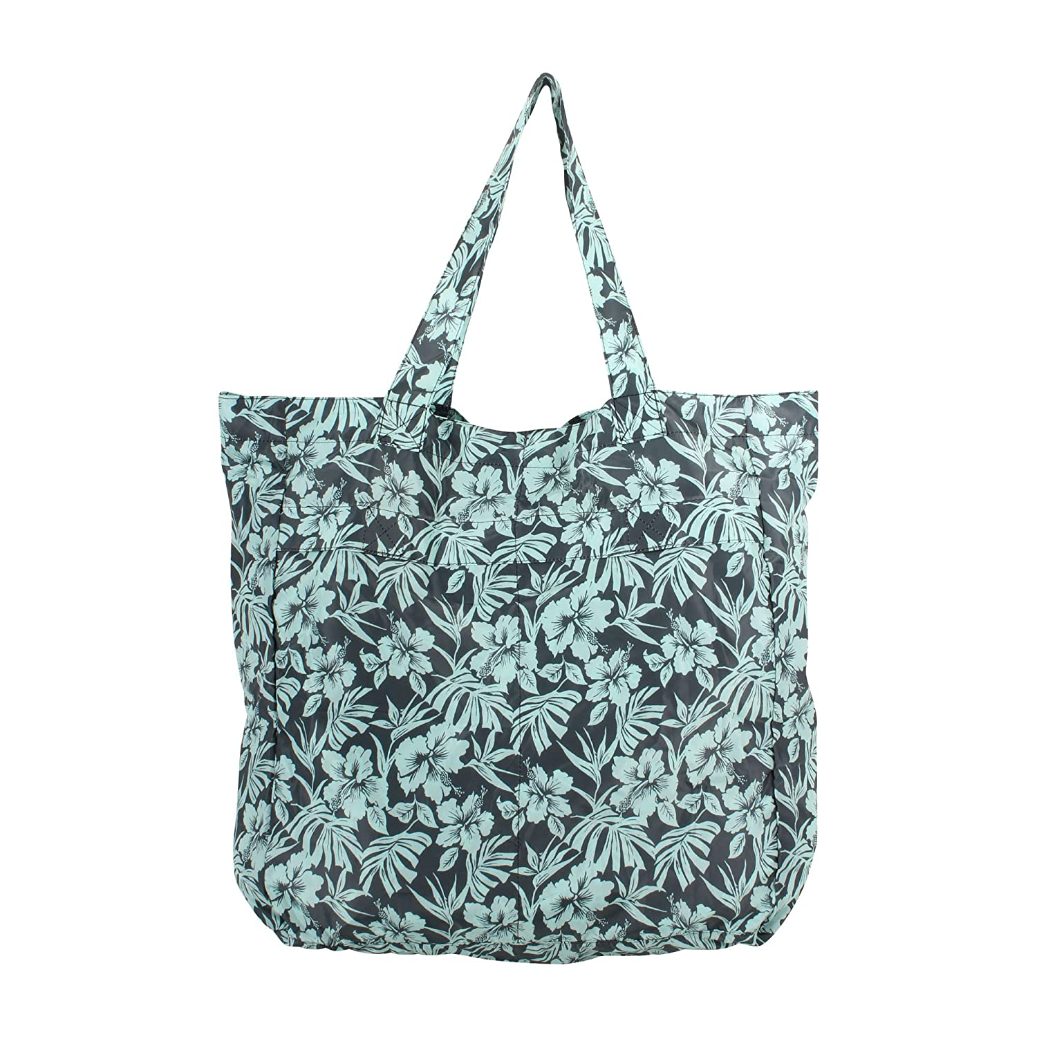 Margaritaville Womens Girls Convertible Foldable Pouch Tote Bag (See More Colors and Designs) GLD87616AQ