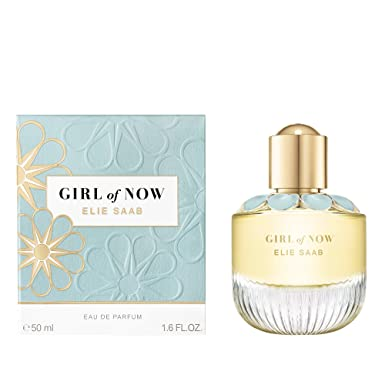 Amazoncom Elie Saab Womens Perfume Girl Of Now Elie Saab Edp