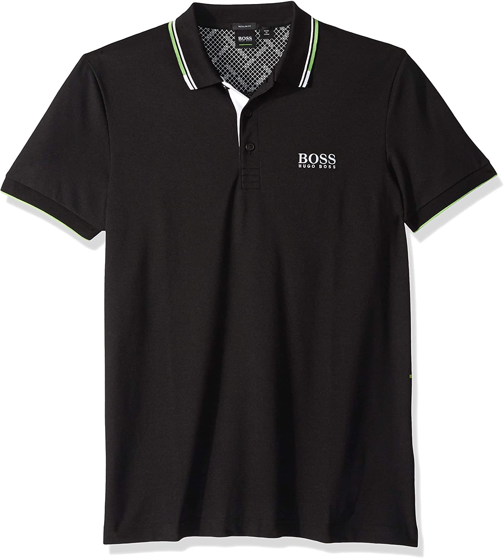 Hugo Boss Mens Paddy Pro Short Sleeve Polo Shirt Polo Shirt