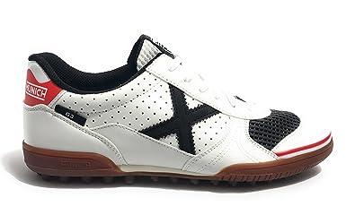 Munich - Zapatillas de fútbol sala para hombre: Amazon.es: Zapatos y complementos