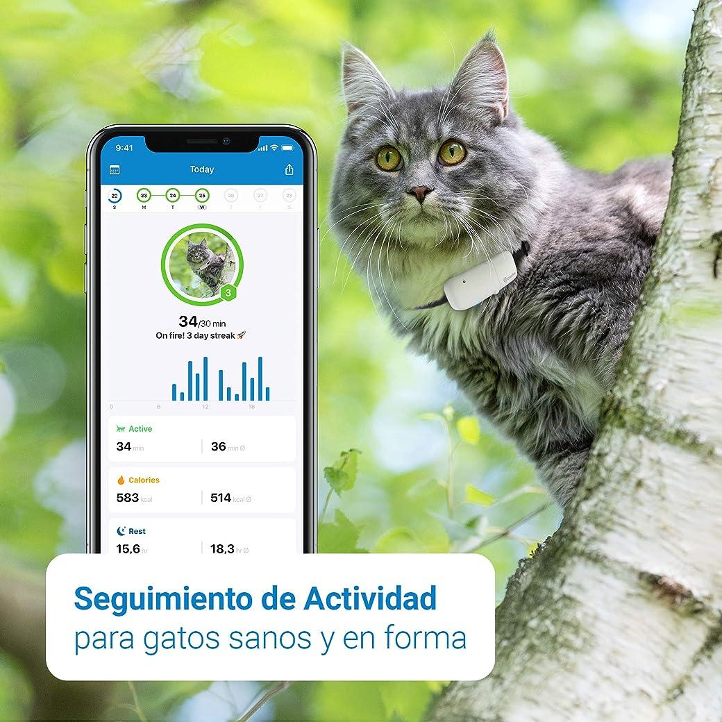 Tractive Localizador GPS para gatos
