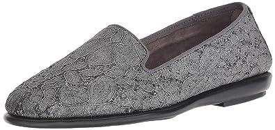 a9260a1875a Aerosoles Women s Betunia Loafer Silver Multi 5 ...