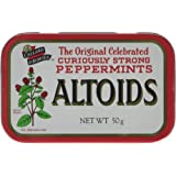 Altoids Curiously Strong Peppermints 50 g (Pack of 12)