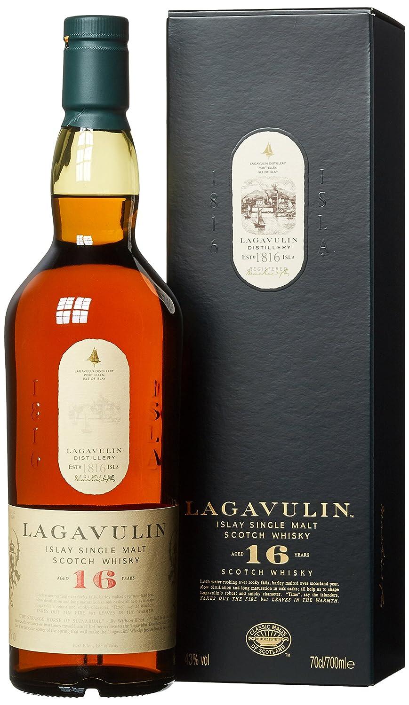 Lagavulin 16 Jahre Islay Single Malt Scotch Whisky (1 x 0.7 l ...