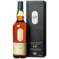 Lagavulin 16 Jahre Islay Single Malt Scotch Whisky (1 x 0.7 l)