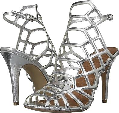 78c9cf75286 Madden Girl Women s Directt Silver Paris 5.5 ...