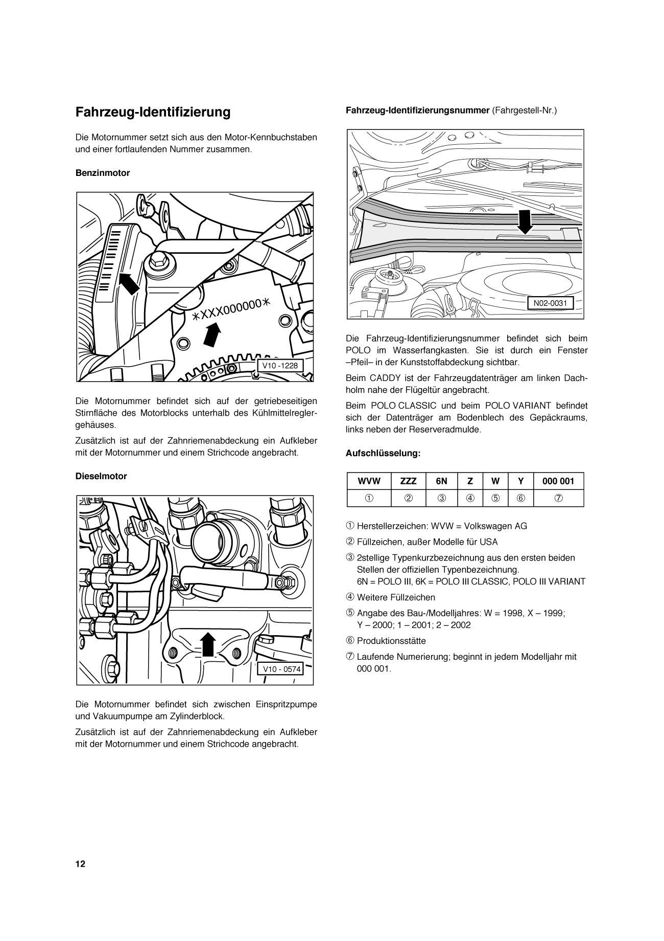 Vw Polo 9n Schaltplan Pdf