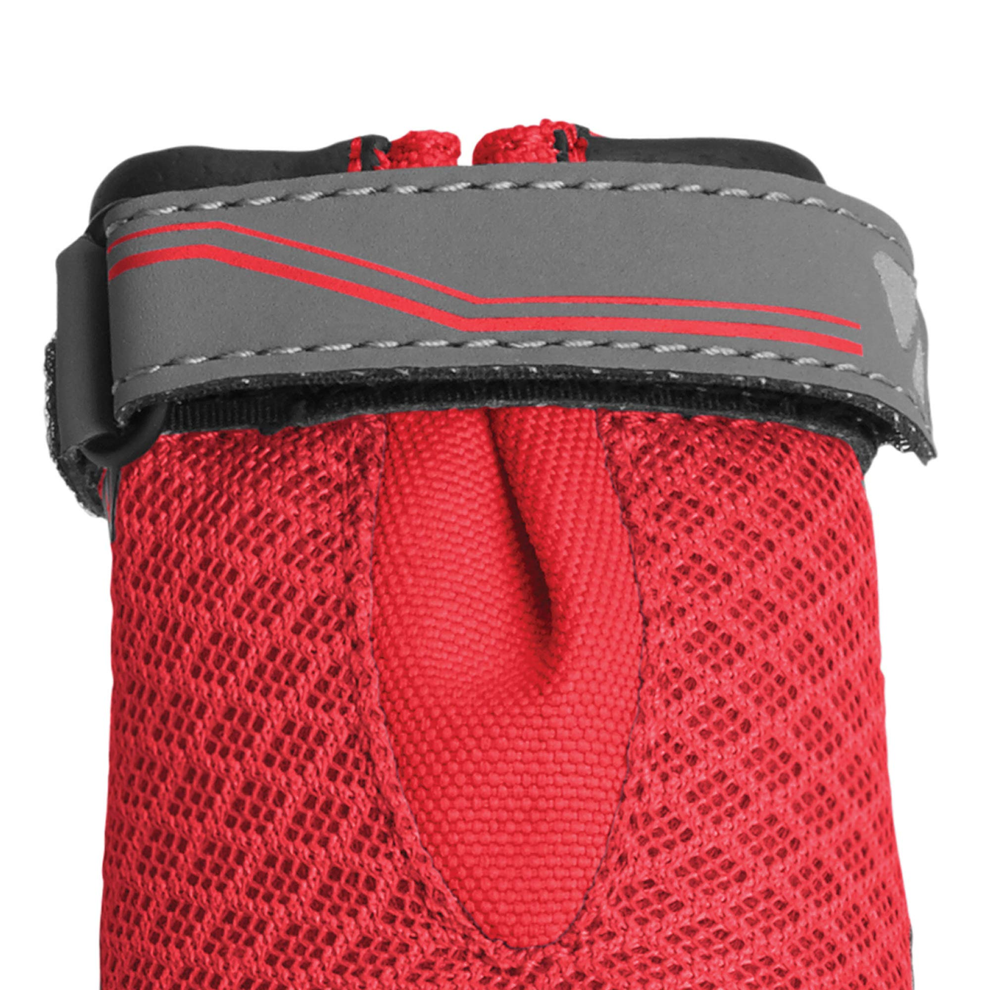 RUFFWEAR - Grip Trex, Red Currant, 2.25 in (4 Boots) by RUFFWEAR (Image #5)