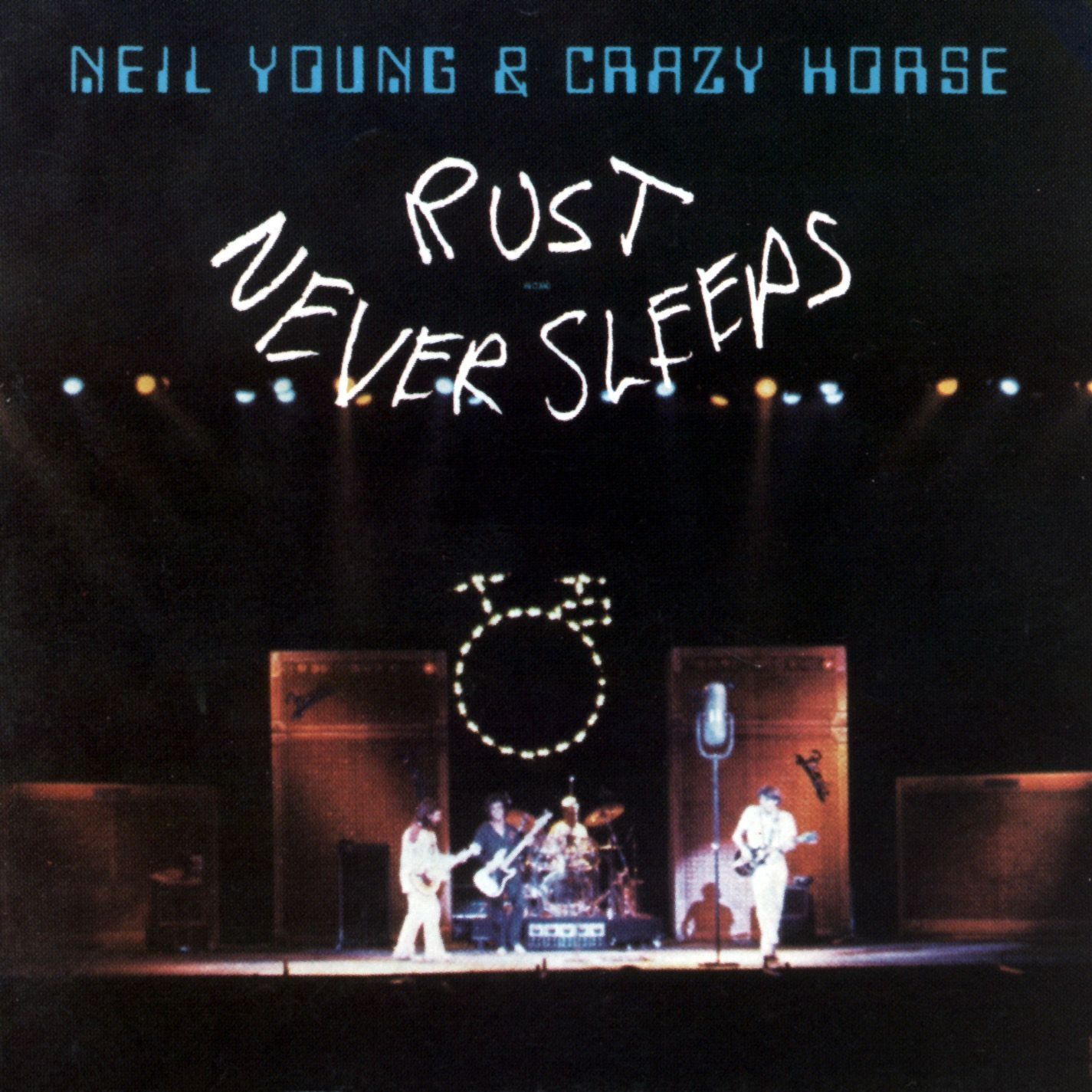 Rust Never Sleeps by YOUNG,NEIL & CRAZY HORSE