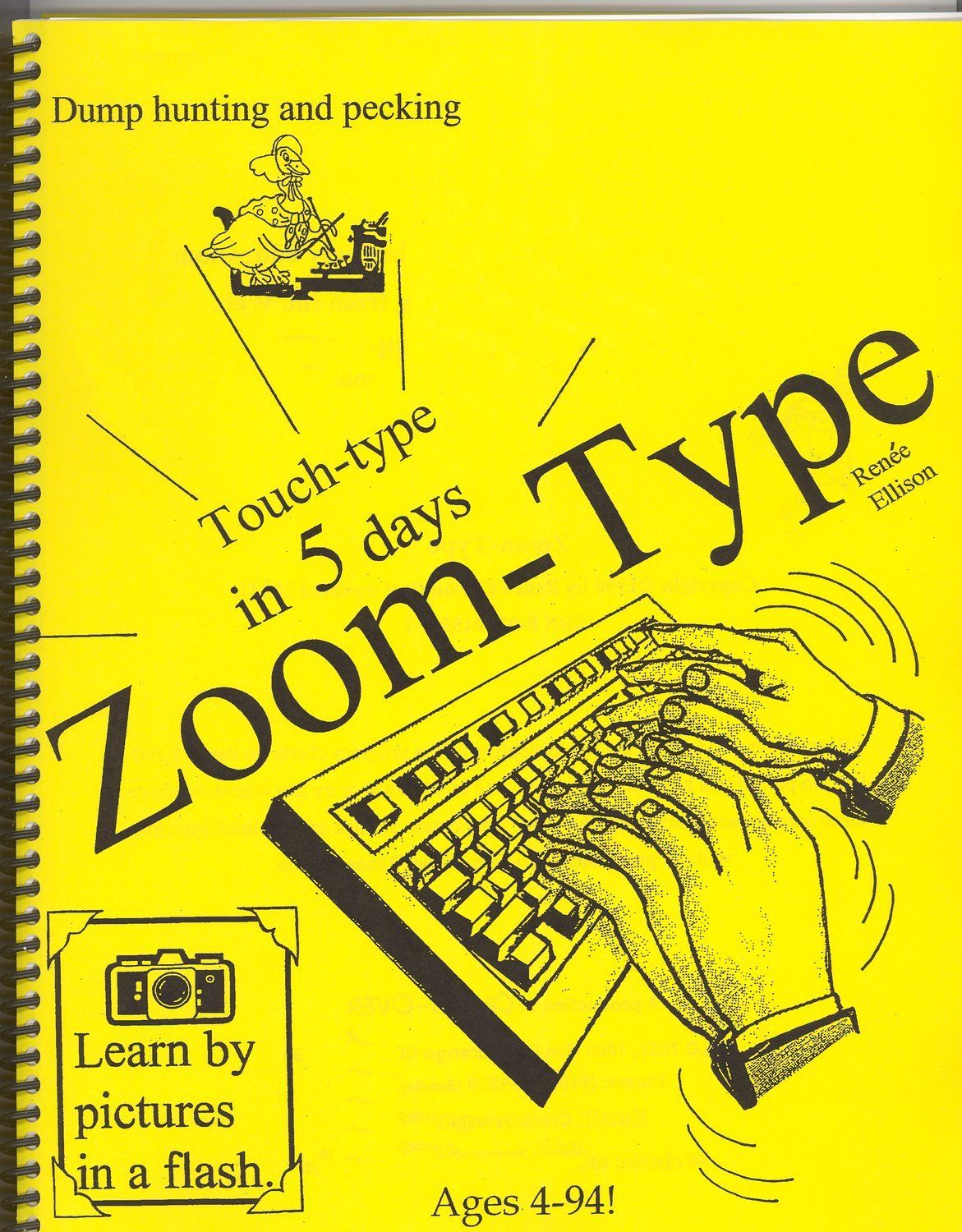 Zoom-Type: Touch-type in 5 Days - Book & CD pdf