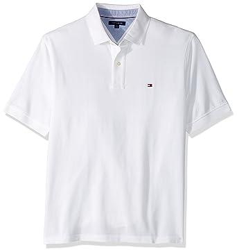 09d8ac2ec TOMMY HILFIGER Men's Big and Tall Polo Shirt Ivy: Amazon.com.au: Fashion