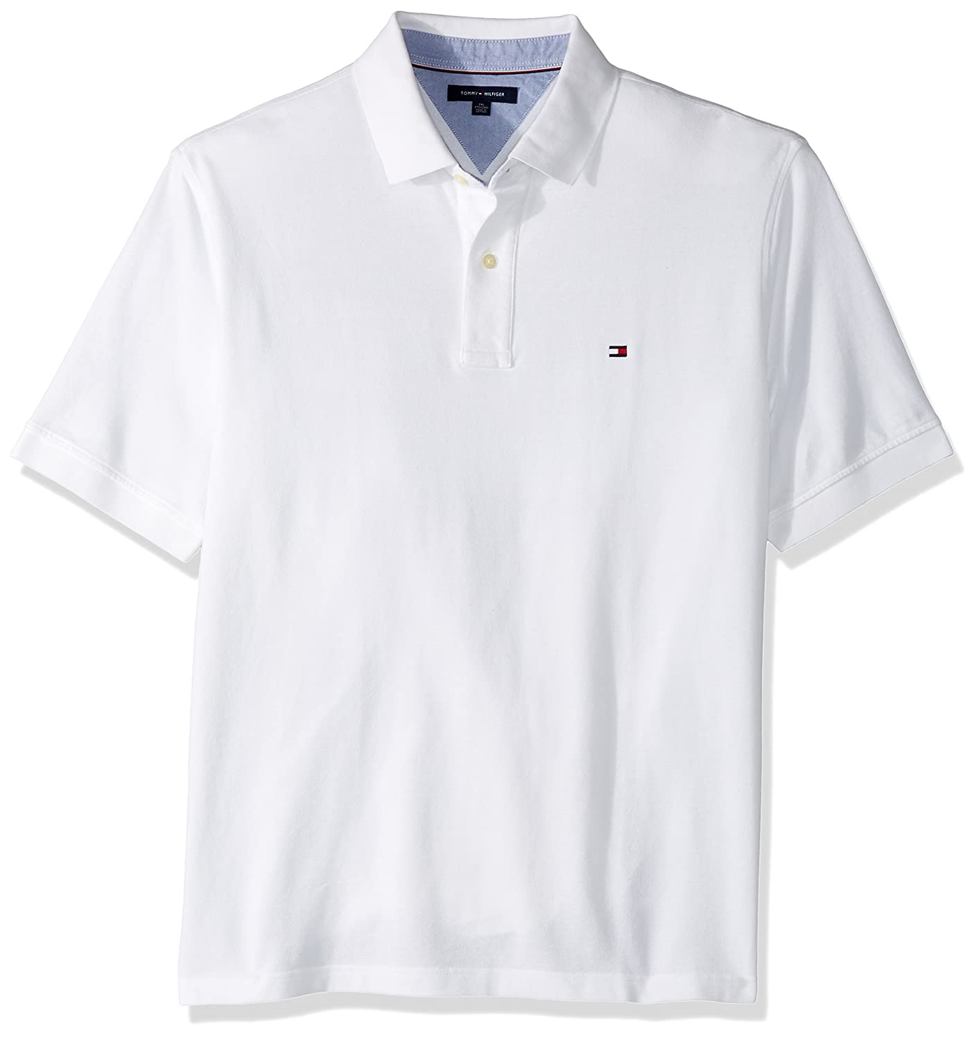 Tommy Hilfiger Men's Big and Tall Polo Shirt Ivy 7888568