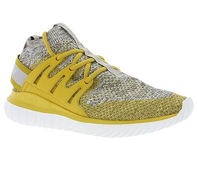 0cb1058a5d adidas Herren Schuhe / Sneaker Tubular Nova PK gelb 45 1/3: Amazon ...