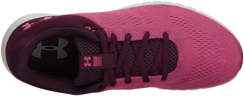 Under Armour Sneaker Women's Micro G Pursuit Sneaker Armour B071HMVWFF 10 M US Merlot (501)/Elemental 8a9257