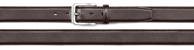 Individually shortened Mens Suit Belt Elegant Business Belt 3.5 cm Width