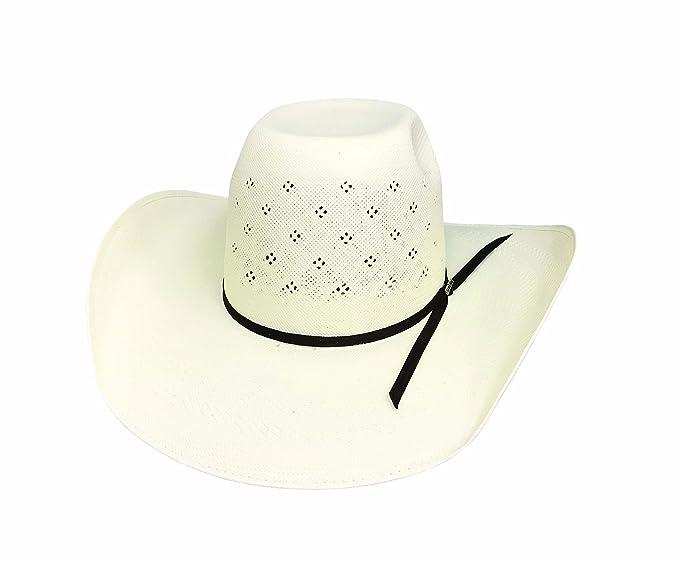 567cb62b3efe8f Bullhide Men's 100X Tyler HARR Hot Streak Straw Hat: Amazon.ca ...