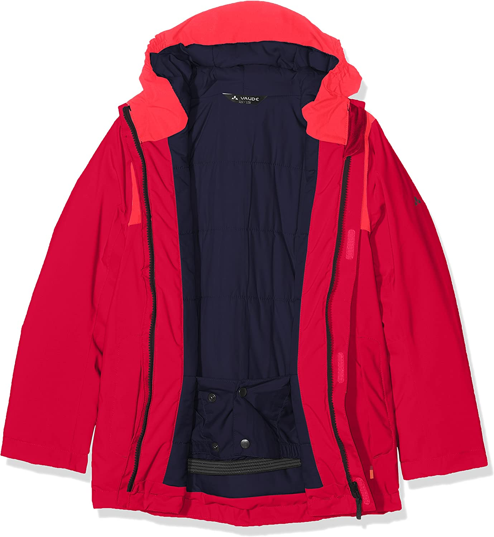 VAUDE Ni/ños Kids igmu Jacket Girls Chaqueta