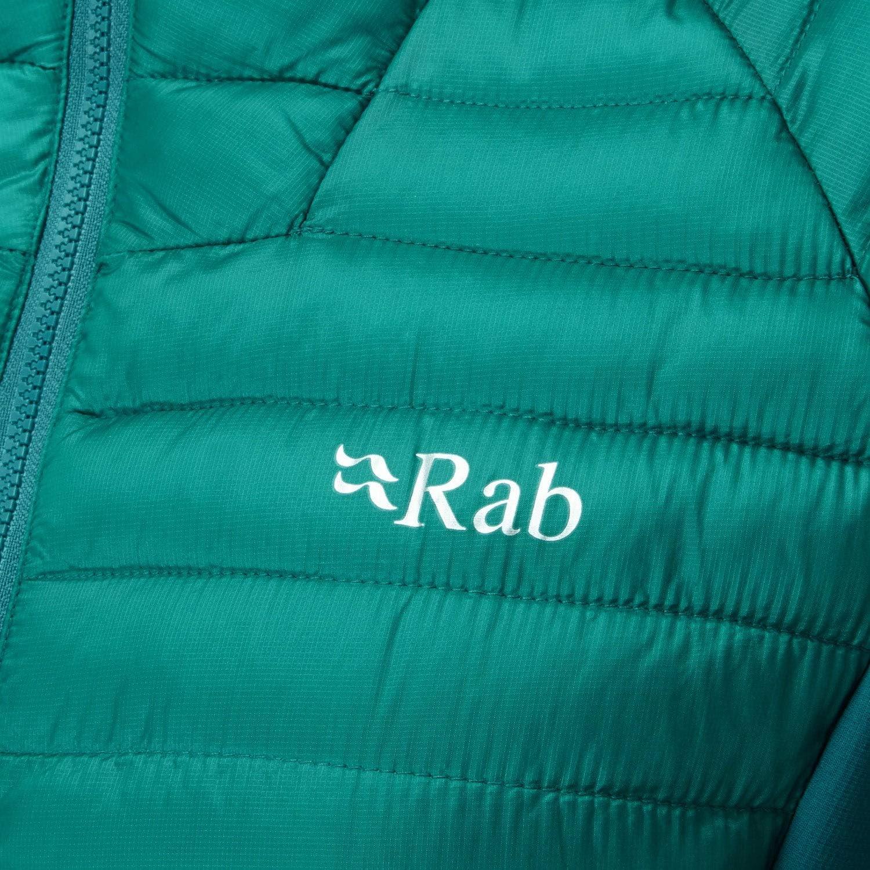 Drying Warm Hooded Jacket Outdoor Active Wear Rab Womens Cirrus Flex Hoody Fast