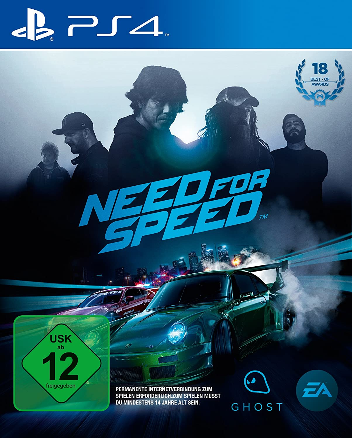 Need for Speed PS4 amazon