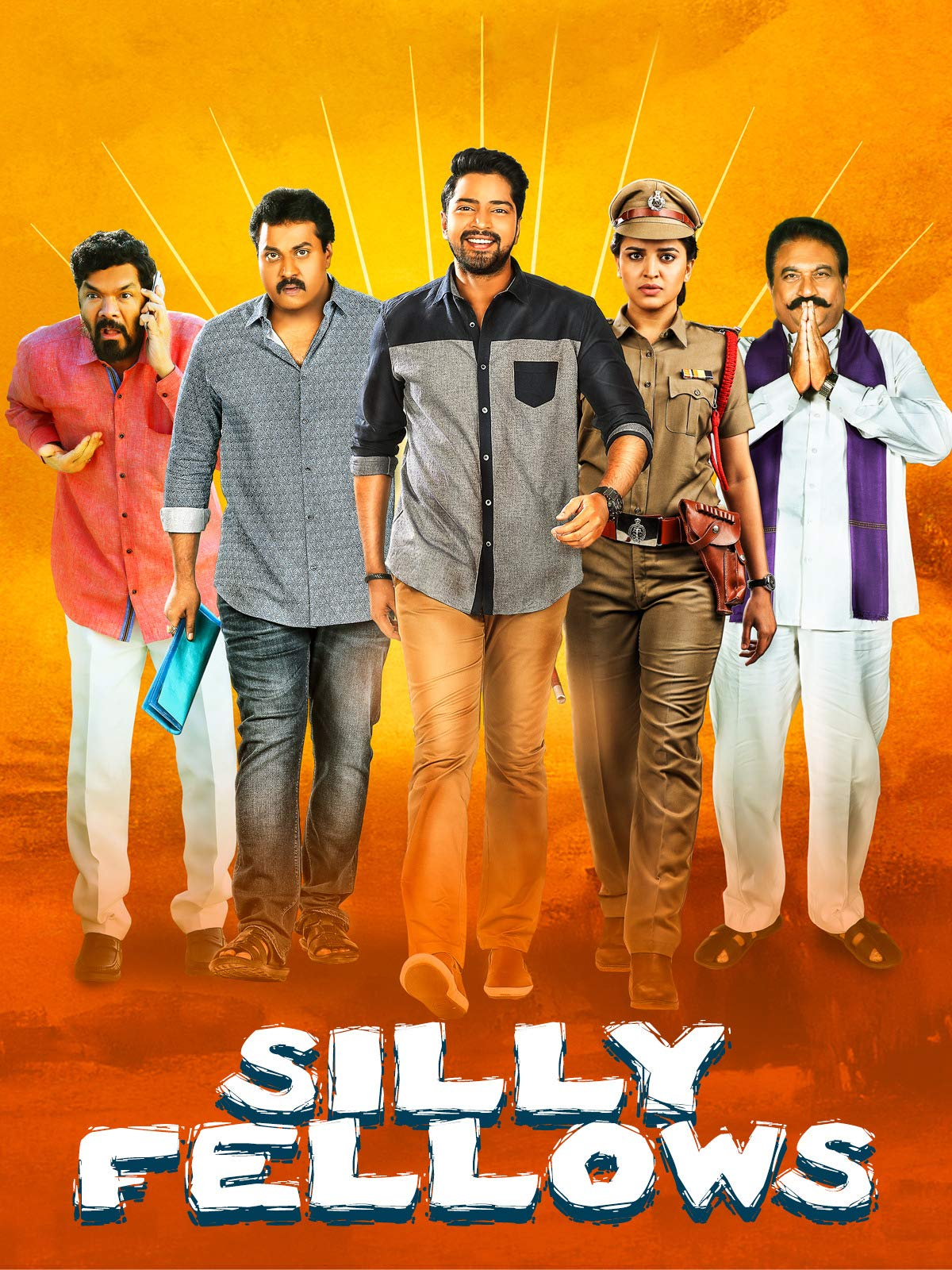 Silly Fellows (Hindi)