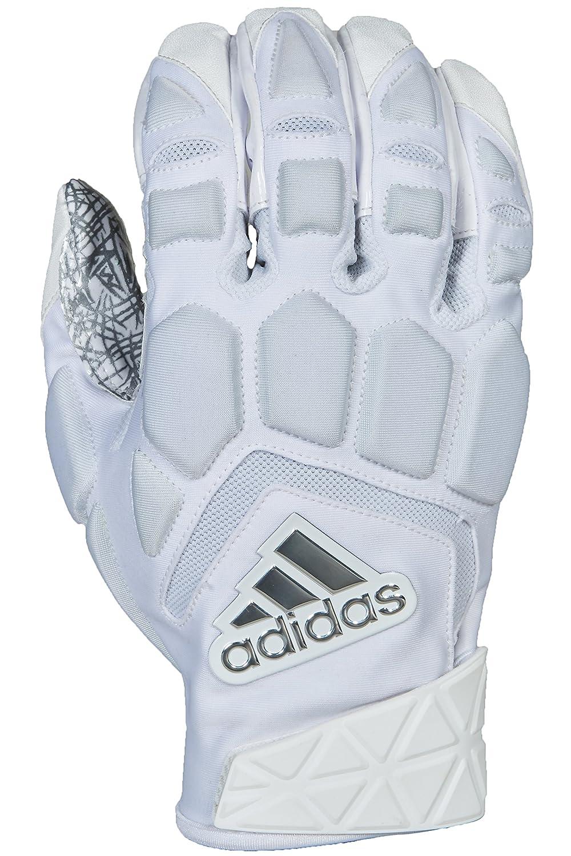 adidas メンズ Freak Max フットボールグローブ B0714DXKRS ホワイト/ホワイト XX-Large XX-Large|ホワイト/ホワイト