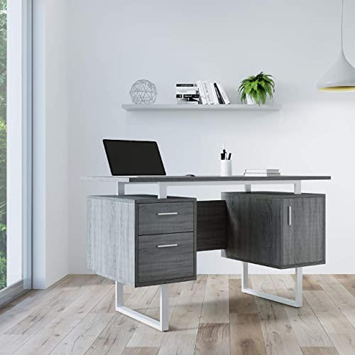 Techni Mobili Modern Office Desk