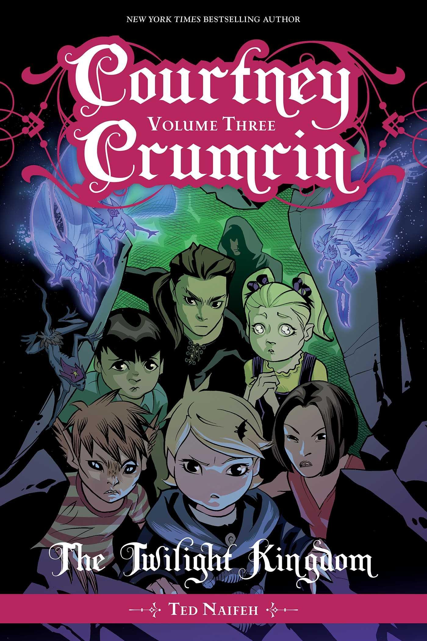 Courtney Crumrin Vol. 3: The Twilight Kingdom pdf epub