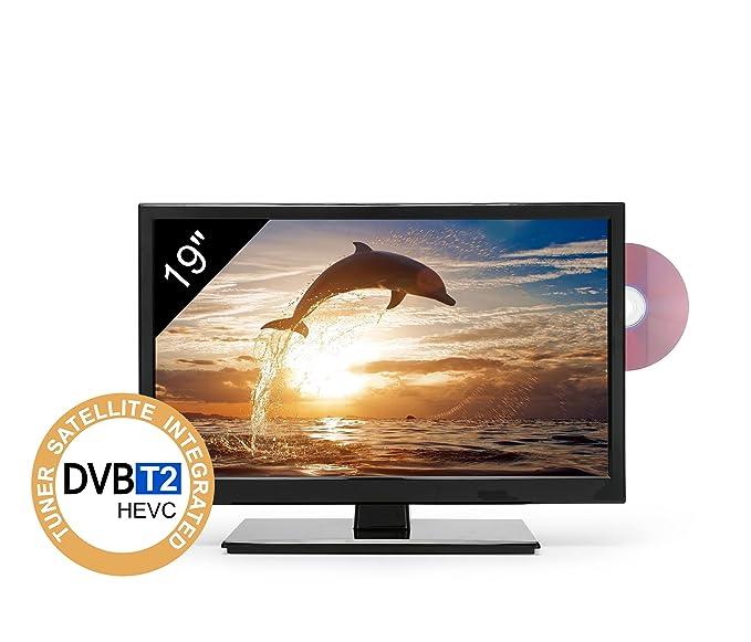 150 opinioni per TV 19'' PER CAMPER- DVD/USB- LED