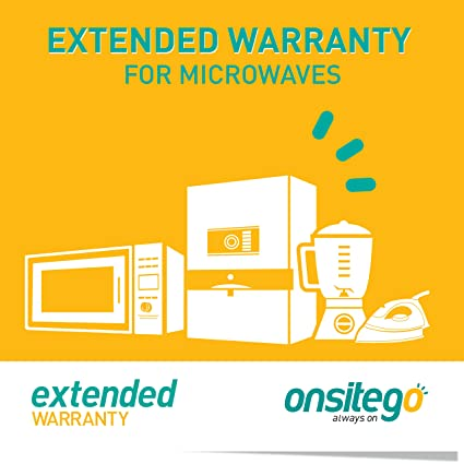 OnsiteGo 2 Years Extended Warranty for Microwaves (Rs. 7001 to 14000)