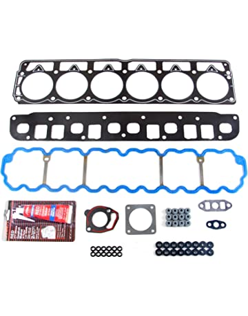 SCITOO Replacement for Head Gasket Set fits Jeep Cherokee Grand Cherokee Jeep Wrangler 4.0L 1996