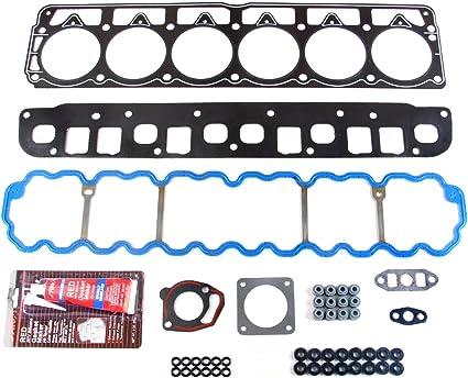 Lower Gasket kit Fits Jeep Cherokee Wrangler Grand Cherokee 4.0L OHV VIN# S