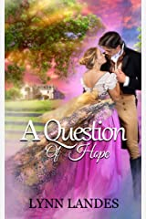 A Question of Hope (Question Series) Kindle Edition