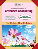 PADHUKA'S STUDENTS' HANDBOOK ON ADVANCED ACCOUNTING (FOR CA INTER-NEW SLY)
